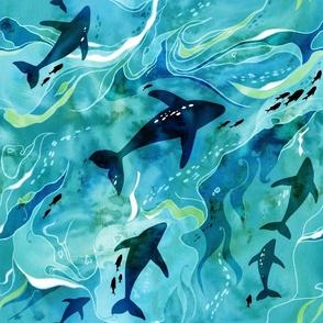 Teeming Ocean