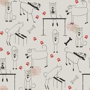 Dog days woof Kreativkollektiv