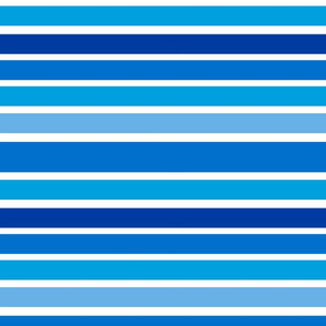 Hurray For Stripes in To The Sea