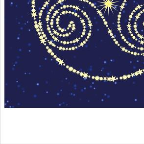 Constellation Triskelion 24-Inch
