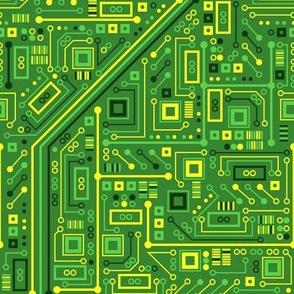Short Circuits (Green and Yellow)