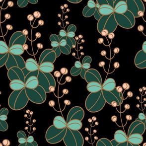 Limited Palette Succulent