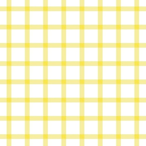 Yellow-Gingham 1x1