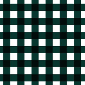 dark bottle green gingham christmas wrap green wrapping paper check