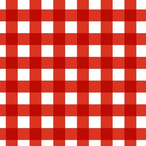 Christmas red gingham red christmas gift wrap wrapping paper fabric