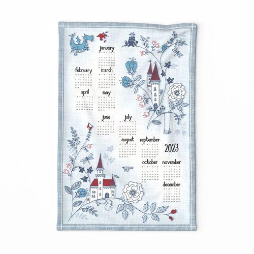 Fairy tale calendar 2021
