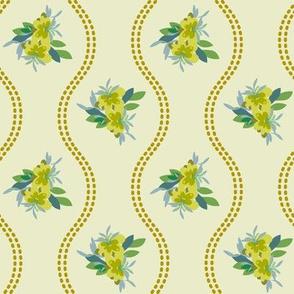 Vintage Floral Ivory-01