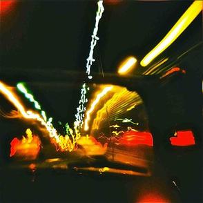 Driving the Brooklyn Bridge