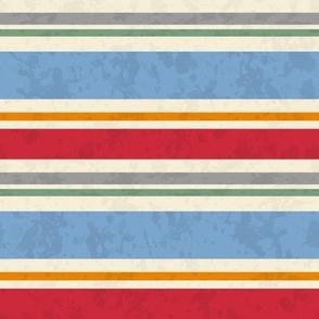 Allstar Sports Stripe for baseball, soccer, basketball, football, lacrosse and hockey.