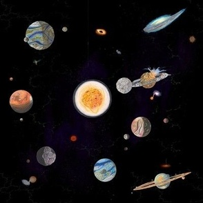 CoR Planets & Space
