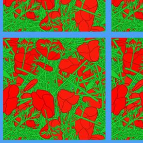 Acid Poppy Grid