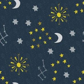 Cosmos Celestial United Stars