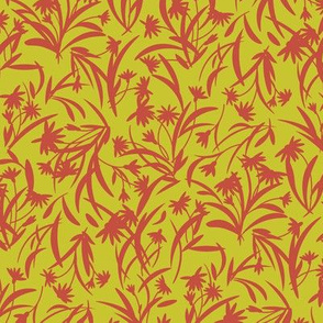 Rudbeckia Gold Red-01