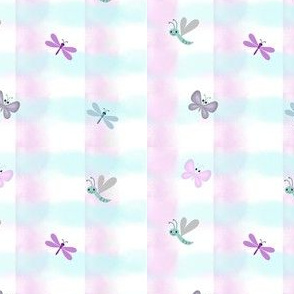 Critters on Gingham