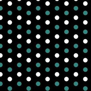 Coordinate Polka Dot