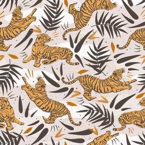 Tigers and Bamboos_BoyWonder