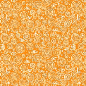 EyeFlowers orange