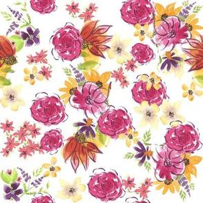 Drunken Floral