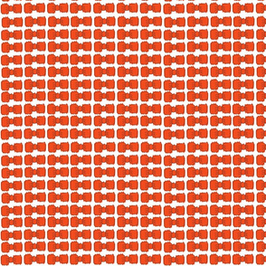 Orange Bowties