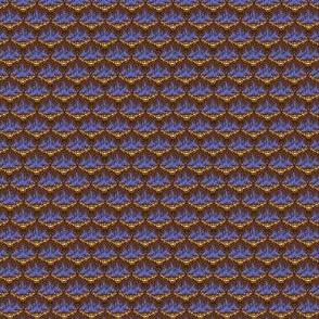 MICRO20 Flamestitch - Purplehaze