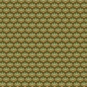 MICRO20 Flamestitch - Moss