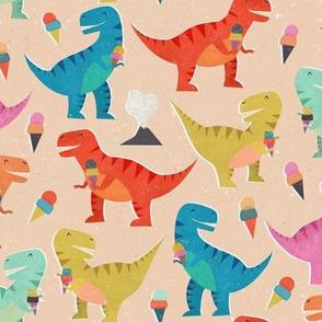 Dino I Scream Party