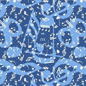 Musical blues