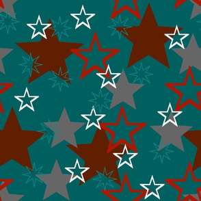Colourcombo Sterne