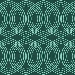 Celtic Arrow pattern Forest