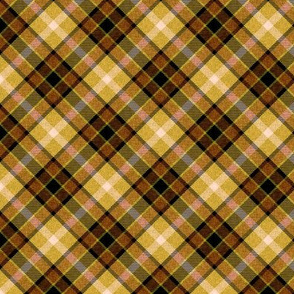 Custom Golden Apple Plaid