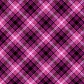 Custom Pink Apple Plaid