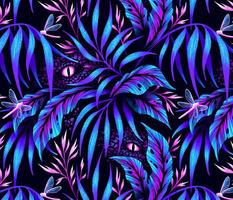 Jurassic Jungle - Blue / Pink