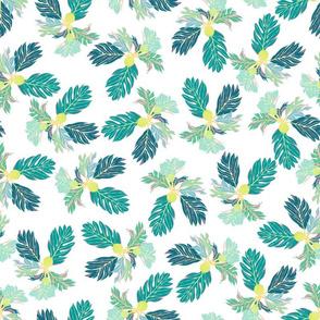 Breadfruit 'Ulu Tossed Pattern