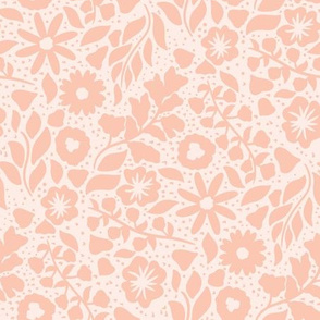 Daphney's Pink Florals