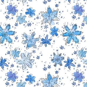 funny snowflakes