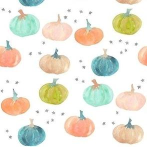 pumpkin star