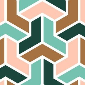 08970757 : chevron 3 x4 : spoonflower0505