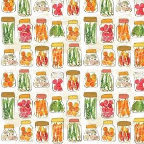 Pickled Vegetables - SMALLER