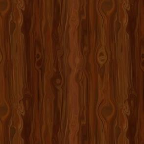 Knotty Mahogany Wood