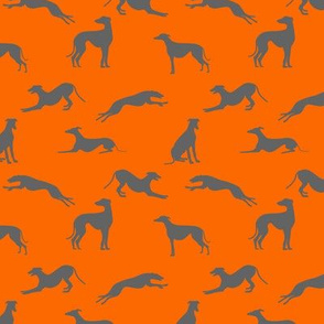 Greyt_Greyhound_Silhouettes_Grey_on_Orange