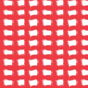 Robust Red Gingham