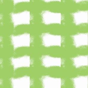Grass Green Gingham