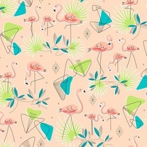 Flamingo-Rama (Shell Pink)
