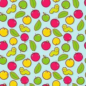 Apple Medley - Smaller Print