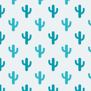 Cactuses Pattern