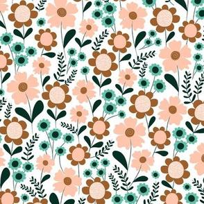 Springtime Floral (limited colour)