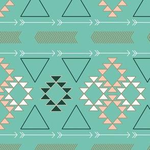 Geometric in Green