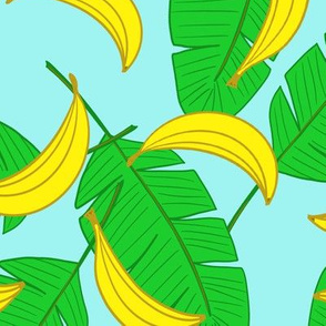 That's Bananas Blue Large