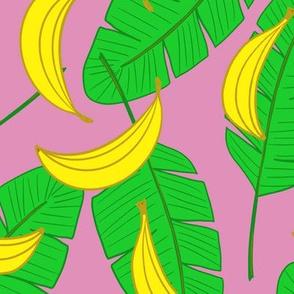That's Bananas Pink Large