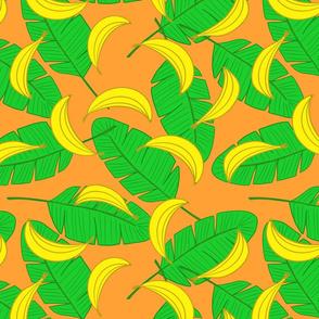 That's Bananas Orange